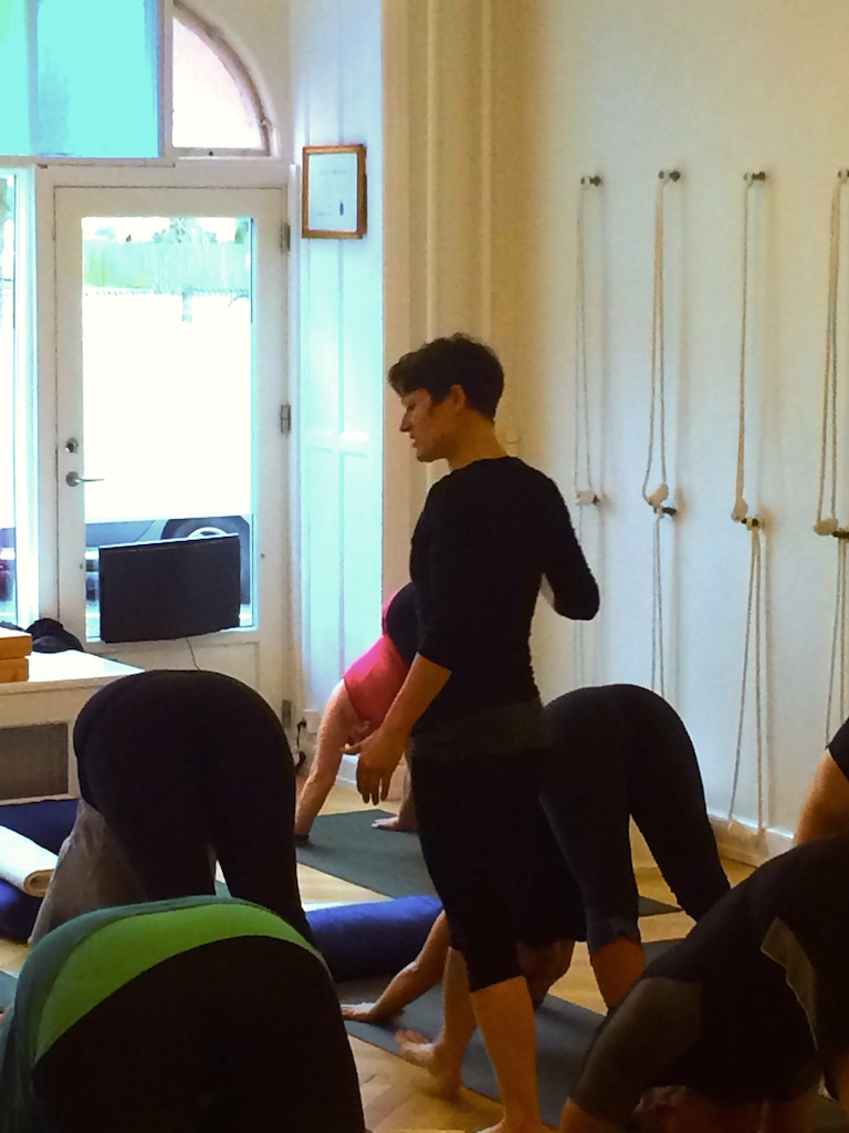 Mette Vulpius Yoga Workshop