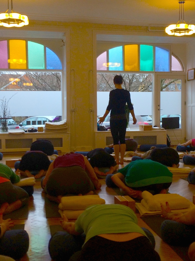 Workshop - Iyengar Yoga - Frederiksberg